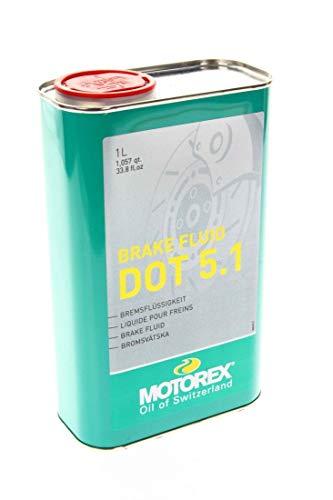 Motorex BREMSFLÜSSIGKEIT DOT 5.1 1L >180 °C