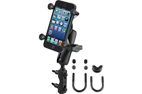 RAM Mounts Motorcycle Mount with X-Grip Universal Holder for Smartphones