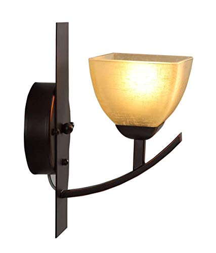 RGF Hogar Cálido Salón De Campo Americano Pasillo Balcón De Dormitorio Retro Lámpara De Pared For Baño E27 Lámpara De Mesilla Única