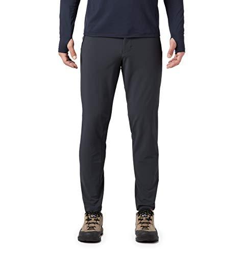 Mountain Hardwear Men's Chockstone Pull On Pant - Dark Storm - Small Long