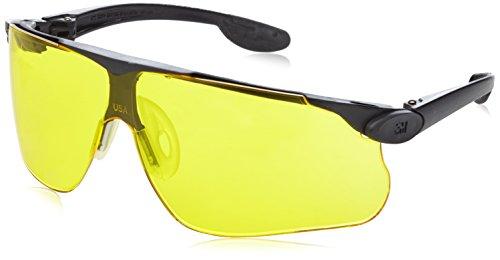 Gafas de seguridad cristal amarillo para caza