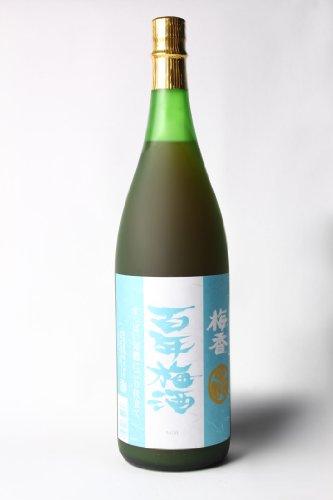 明利 梅香 百年梅酒 すっぱい完熟にごり仕立て 1.8L