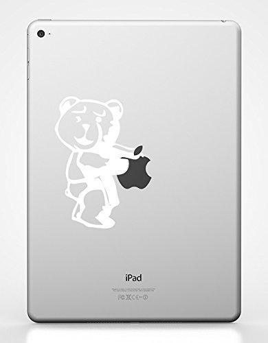 KindStore『9.7インチ iPad Pro iPad Air 2 ステッカーシール TED BEAR』