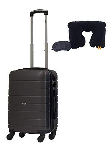 Trolley cabina Mocca + kit de viaje