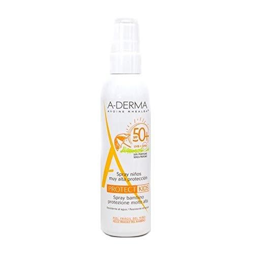 ADERMA Gesichts-Sonnencreme, 1er Pack(1 x 200 ml)