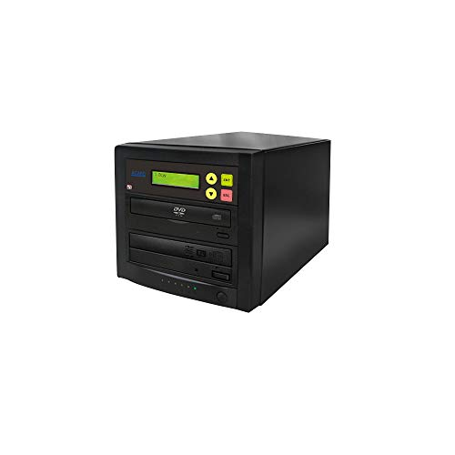 Acard 1 to 1 24X Burner CD DVD Duplicator Standalone Tower using the ACARD TECHNOLOGY controller