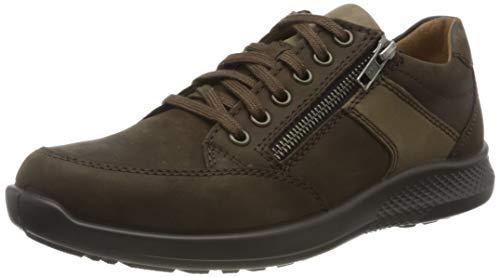 Jomos Herren Campus II Sneaker, Braun (Choco/Asphalt 12-3069), 48 EU