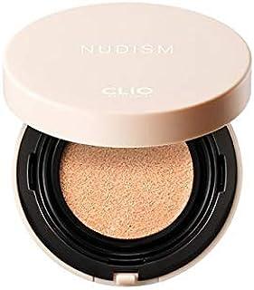 CLIO Nudism Velvetwear Cushion 15g+ 15g クリオ ヌーディズム ベルベットウエア クッション 企画 セット (# 03.Linen) [並行輸入品]