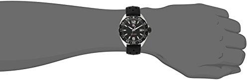 Tag Heuer Formula 1 Homme 41mm Bracelet Caoutchouc Boitier Acier Inoxydable Quartz Montre...
