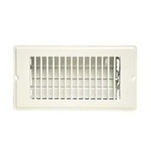 Danco 62069P 4-Inch x 8-Inch Floor Register,...