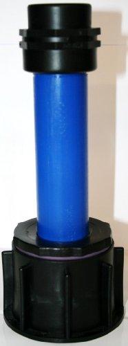AME90R13_136 Bec pour tube plastique DN32, 100 mm AG 1 \