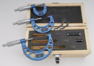 JEGS Performance Products 81630 Outside Diameter Micrometer Set