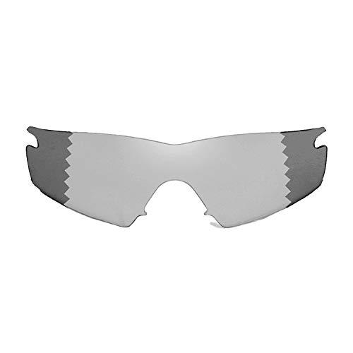 Walleva Ersatzgläser für Oakley M Frame Strike Sonnenbrille - Mehrfache Optionen (Übergang/Photochromisch - Polarisiert)