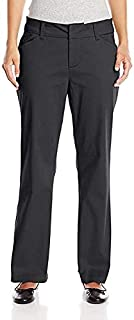 Riders by Lee Indigo Women's Curvy Twill Trouser