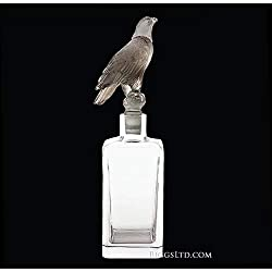 Crystal Eagle Decanter 05450