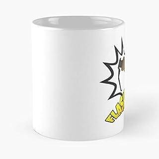 Promod Strike Csgo Offensive Counter Global Flashbang CS Flash Go Best Mug Tiene 11oz de Mano Hechas de cerámica de mármol Blanco