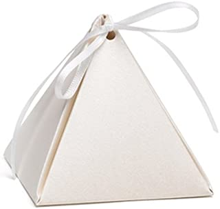 pyramid shaped candy