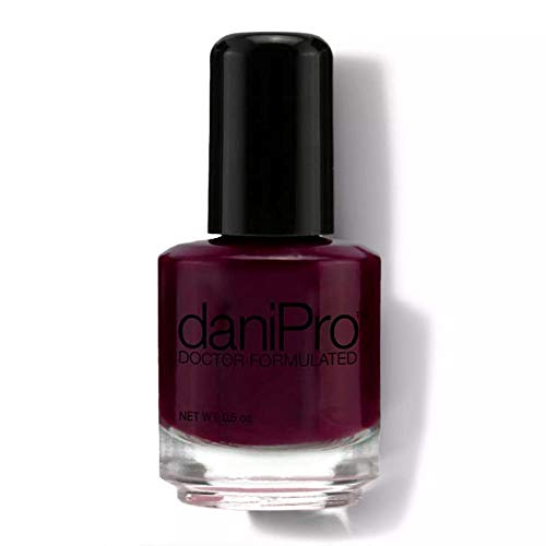 1156017 PT# WINE Nail Polish DaniPro Anti-Fungal Wine Say You Love Me...