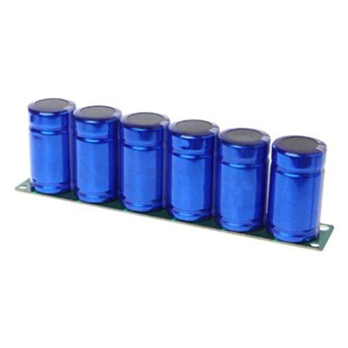 Techting 2.7V 500F Farad Capacitor módulo de batería Protector Anti-Desperdicio de condensadores Módulo Accesorios del Coche