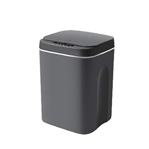 Odoukey Papelera del Sensor Inteligente Puede Cubo de la Basura sin Contacto...