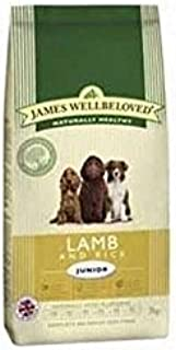 James Wellbeloved - Comida para perros junior con cordero y arroz (2 kg)
