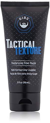 GIBS Grooming Tactical Texture Texturizing Fiber Paste, 3 Fl Oz