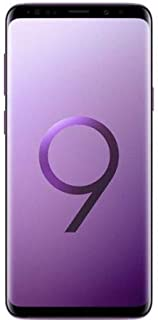Samsung Galaxy S9+ Dual Sim - 64GB, 6GB Ram, 4G LTE, Lilac Purple - Middle East Version (SM-G965FZPDKSA)