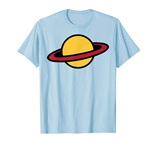 Rugrats Chuckie Classic Saturn Tee Graphic T-Shirt