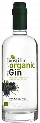 Premium Organic Gin Biostilla 37,5% 70 cl. - Brennerei Walcher