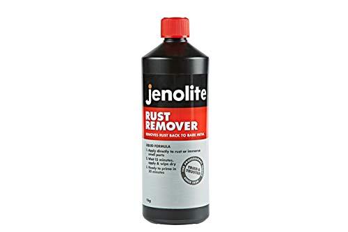JENOLITE Eliminador Óxido - Remueve el óxido Completamente - Producto Antióxido - 1kg