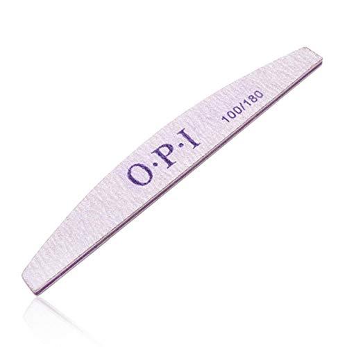Ponçage de lime à ongles Tampon bloc Fichiers manucure pédicure Outils papier Strip Sand Bar Set Outils de fichiers de polissage Portable