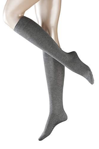 FALKE Damen Family Kniestrumpf - 1 Paar, Größe 35-42, versch. Farben, 94{29e8f9d458ad9d4a2669e396651138ece7b95af9de8db013b5a6f6274e93455c} Baumwolle - Hautfreundliche Baumwolle, strapazierfähig, ideal für lässige Looks