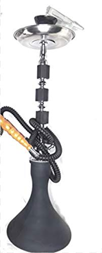 """Gold Star 25"""" Inch Large Heavy Duty Hookah, Complete Set, for Al Fakher Tobacco"""