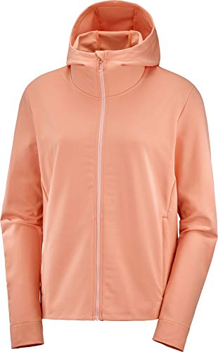 SALOMON Comet Sweat-Shirt pour Femme XL Papaye