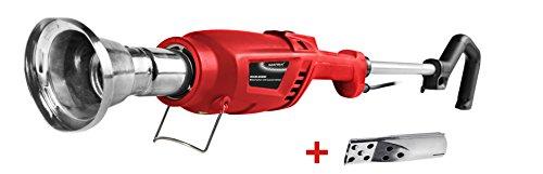 Matrix 310750380 EWB 2000 Elektrischer Unkrautvernichter, W, 230 V, Rot/Schwarz