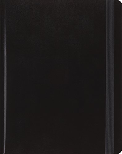 ESV Single Column Journaling Bible (Black) Hardcover – August