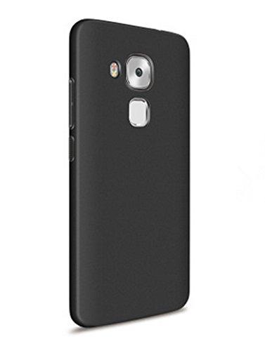 XMT Huawei Nova Plus 5.5' Custodia,Ultra Sottile PC Back Case Protettiva Custodia per Huawei Nova Plus Smartphone (Nero)