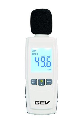 Preisvergleich Produktbild GEV Geräuschpegelmesser 1299