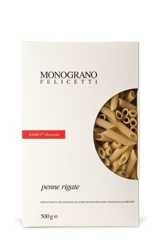 Selezioni Monograno Kamut Bio-Penne Rigate, 500g