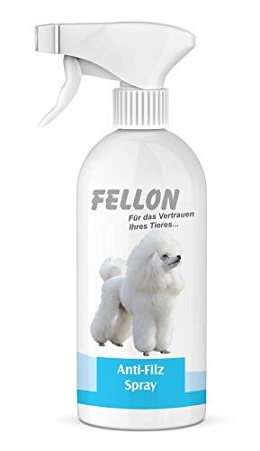 Fellon Anti Filz 500 ml für Hunde | Entfilzungsmittel | Entfilzungsspray | Entfilzung für Hunde | Fellentfilzung