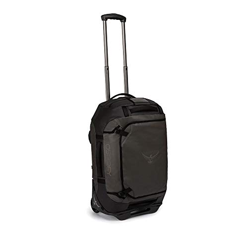 Osprey Rolling Transporter 40 Durable Wheeled Travel Pack, Mixte Adulte, Noir, Taille Unique