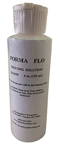 Photographers' Formulary 03-0195 Formaflo Wetting Agent 4-ounces