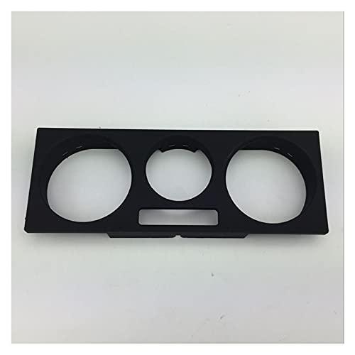 Shutters Adatta per VW Passat B5 Golf 4 Jetta MK4 Bora Black Color Air Conditioning Frame Condizionatore Aria Condizionatore Pannello 1J0 819 157
