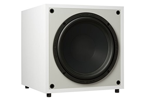 Monitor audio monitor MRW-10 subwoofer wit