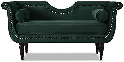Groovy Amazon Com Divano Roma Furniture Modern Real Leather Tufted Machost Co Dining Chair Design Ideas Machostcouk