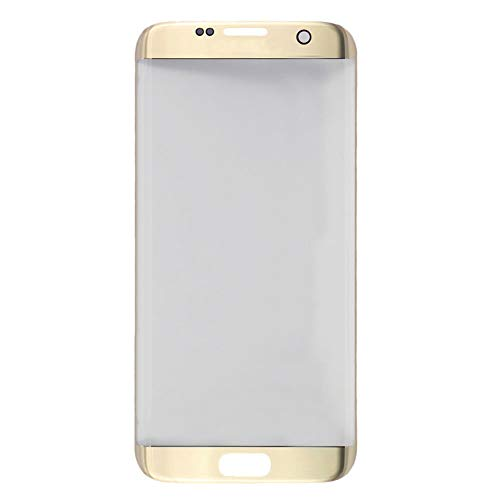 zNLIgHT Piezas de Tel¨¦Fono internas   Reemplazo de la Lente de Cristal Frontal de la Pantalla t¨¢ctil reemplazar para Samsung Galaxy S7 Edge G935-Golden