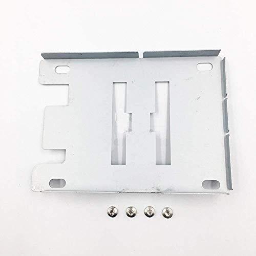1 soporte de montaje para unidad de disco duro interna, soporte de bandeja de soporte con tornillos para Playstation 3 PS3 Fat Reemplazo