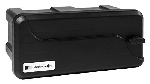 25l Unterbaubox oder Deichselbox für PKW Anhänger, Pritschenfahrzeuge, LKW Anhänger, Staubox, Werkzeugkiste, Gurtkiste - 2