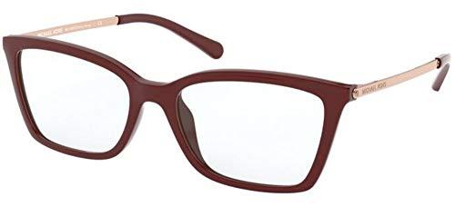 Michael Kors Brillen Gafas de Vista HONG KONG MK 4069U RED 52/17/140 Damen