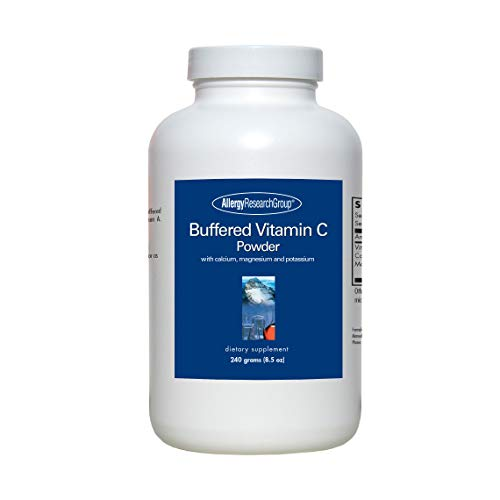Allergy Research Group Buffered Vitamin C Powder -- 240 g